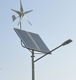 Solar Secutiry Light